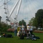 LONDON EYE 3S STUDENTS