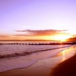 Bournemouth-sunset